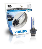 Штатная ксеноновая лампа Philips Xenon BlueVision Ultra D2S Special Paking (85122BVUS1)